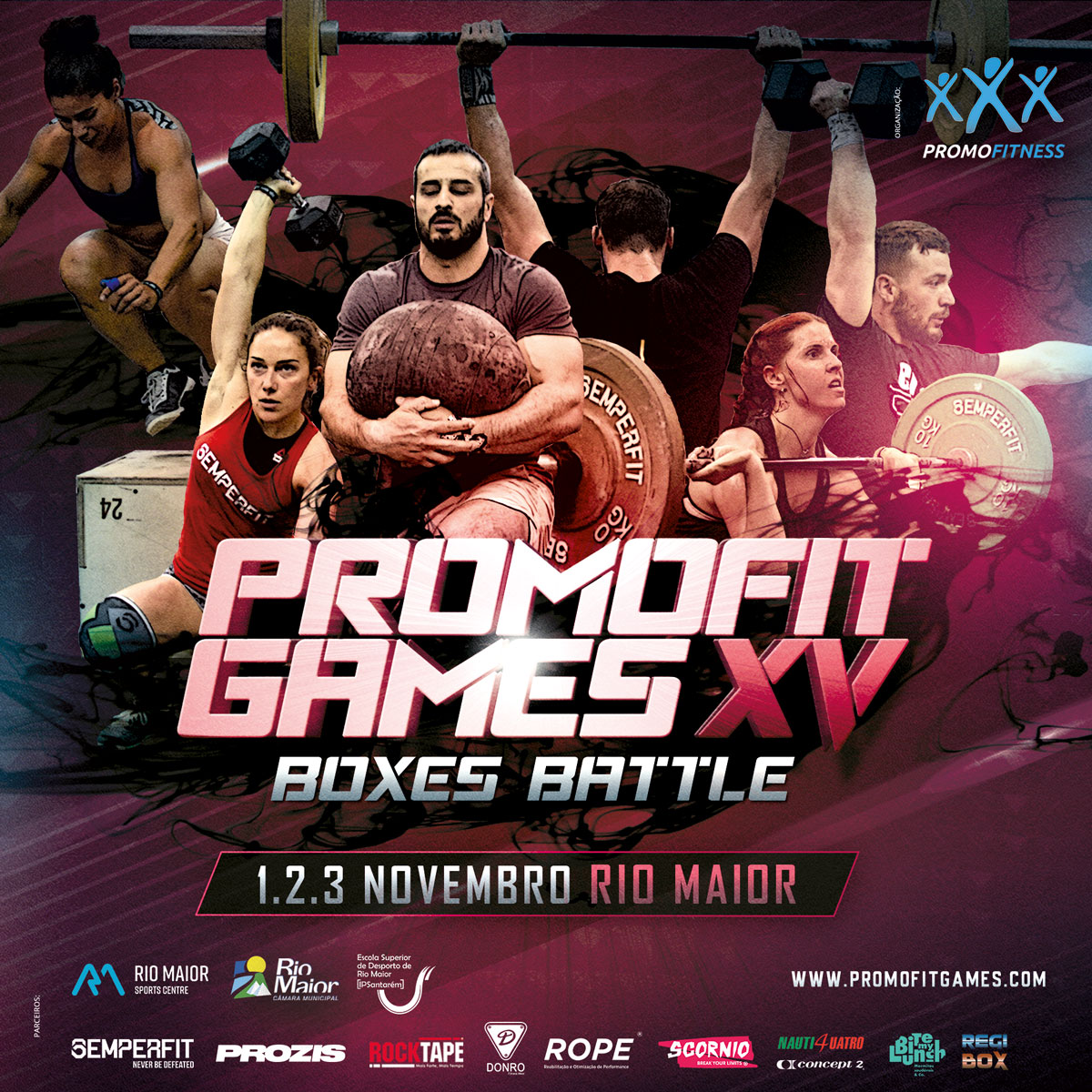 PROMOFIT GAMES - Boxes Battle